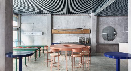 Interior Design. CASAPLATA Restaurant/Bar In Seville By Lucas Y  Hernández Gil