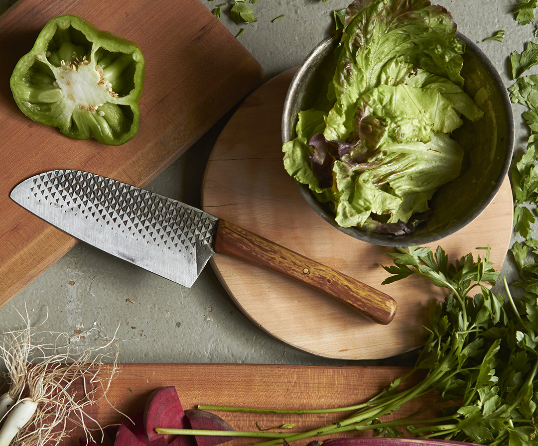 Launching a Stronger Business with Chelsea Miller Knives and Squarespace