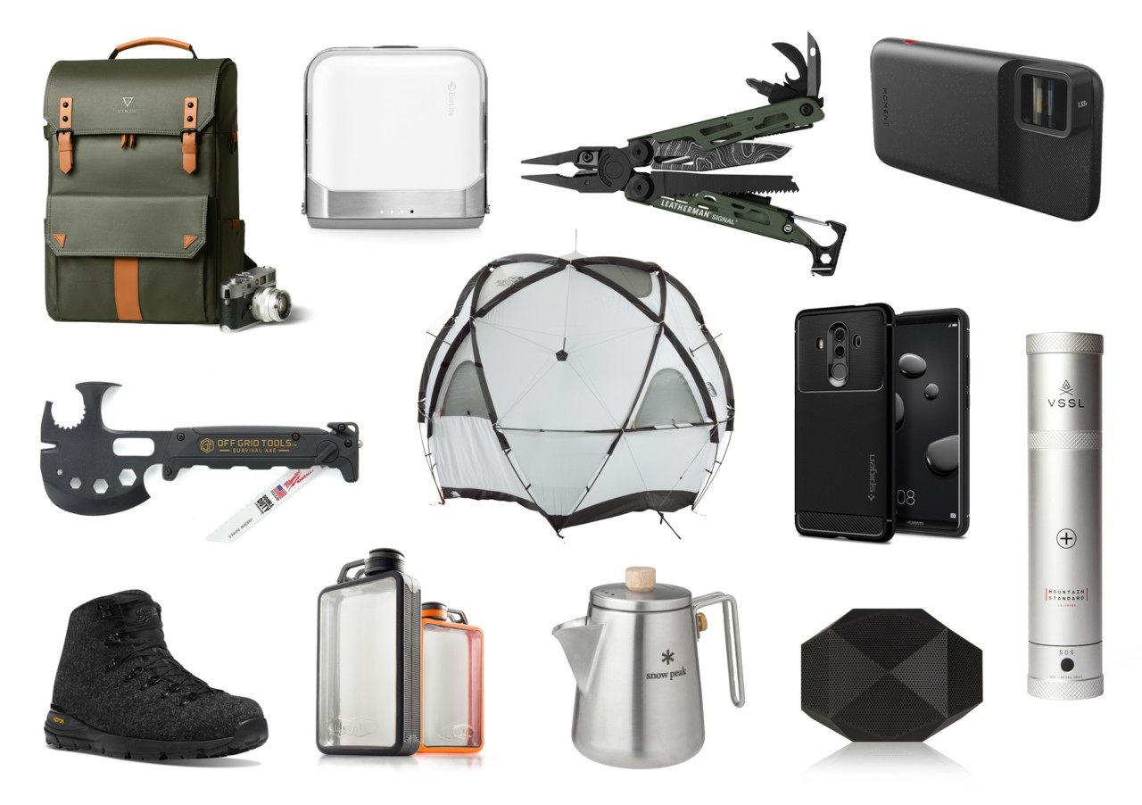 "The ""Designed For Adventure"" Outdoor Gear Guide"