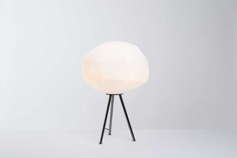Luca Nichetto Designs Gèmo Lighting Collection for