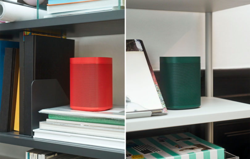 But HAYu0027s Latest Collaboration Announced At Salone Del Mobile In Milan  Delivers An Element Of Surprise In The Colorful Form Of Limited Edition  Speakers For ...