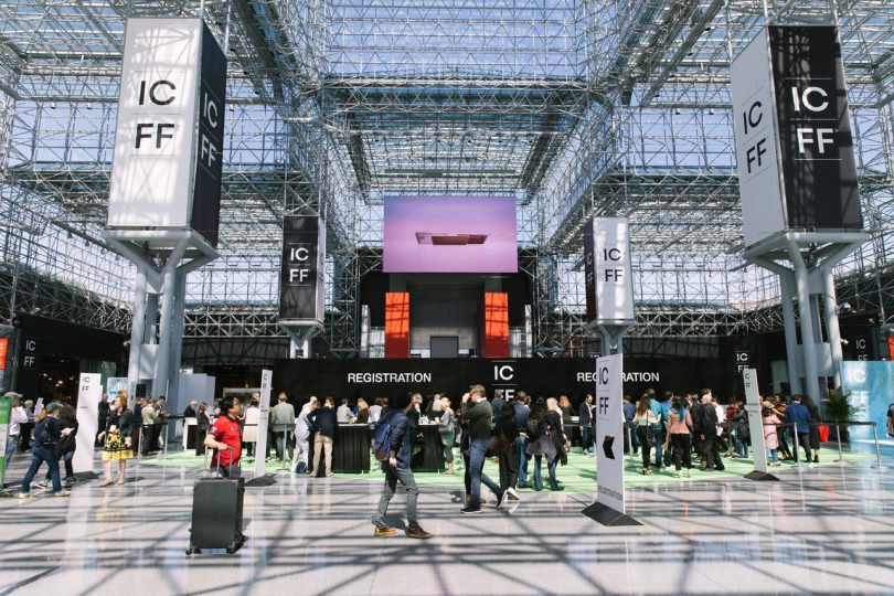 Celebrate Design at the 30th Edition of ICFF!