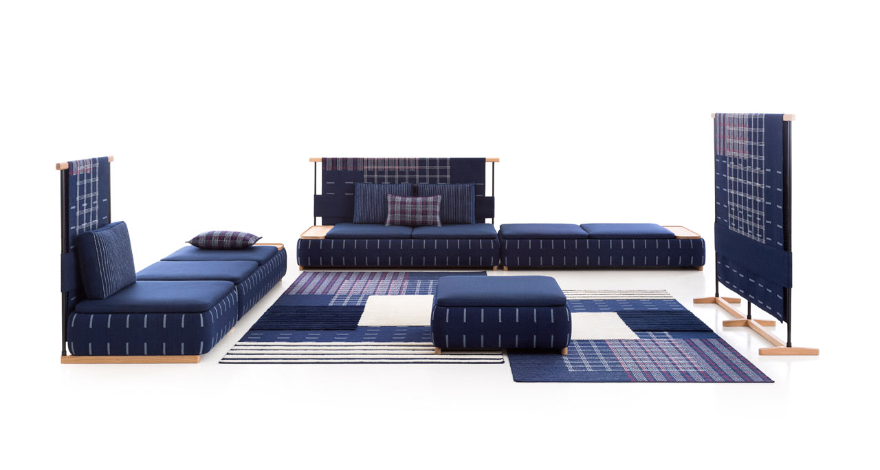 GAN Partners with Neri&Hu on a New Sofa Typology