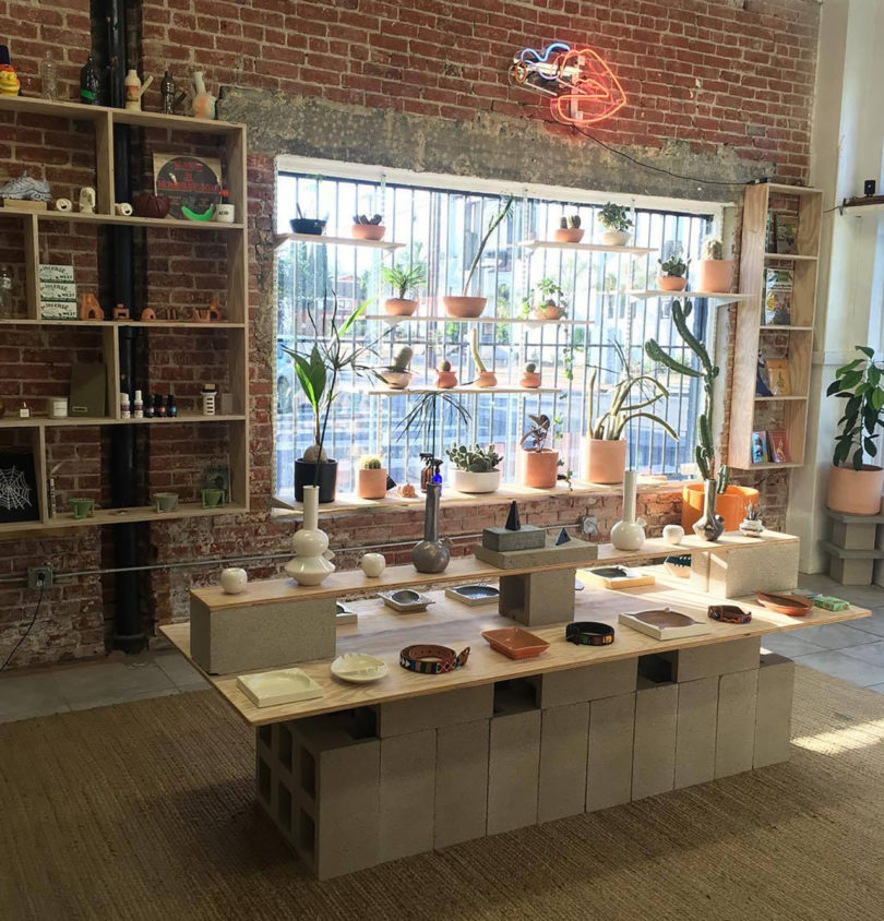 Mister Green Life Store The Future Of Cannabis Retail As Imagined By Ariel  Stark Benz Exists Along The Furthest Western End Of LAu0027s Once ...