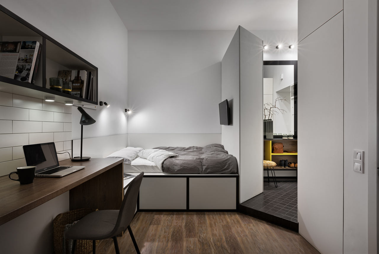 "backReturn to ""A Cozy Flat in Odessa Designed for a Student by Fateeva Design"""