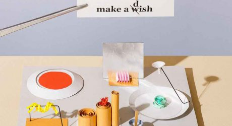Make a Dish: A Food Design Collaboration Between Marco Ambrosino and Odo Fioravanti