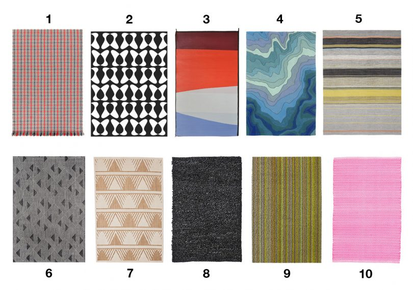 10 Modern Outdoor Rugs You'll Be Tempted to Bring Inside