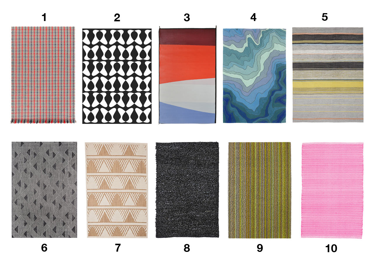10 Modern Outdoor Rugs You Ll Be Tempted To Bring Inside