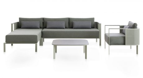 Daniel Germani Designs SOLANAS Outdoor Collection for GANDIABLASCO