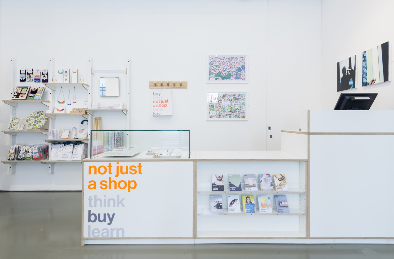"Discovering Emerging Talents + New Designs from a Shop That's ""not just a shop"""