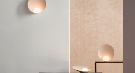 Musa Lighting Collection by Note Design Studio for Vibia