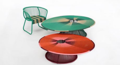 David Weeks Studio Collaborates with a Senegalese Artist for the Outdoor WAAW Collection