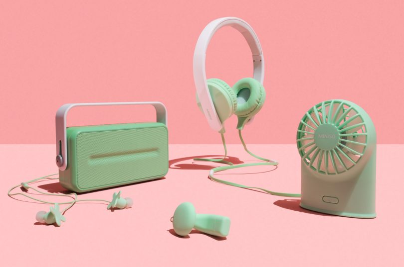 The Playfully Pastel Permafrost x MINISO Collection