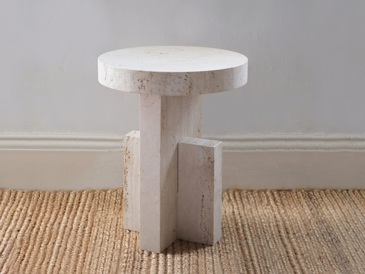 Planar Side Table by Fort Standard