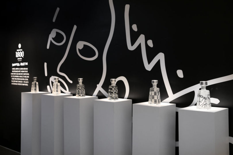 1800 Tequila Partners with Artist Shantell Martin for 2018 Essential 1800 Artists Series 9