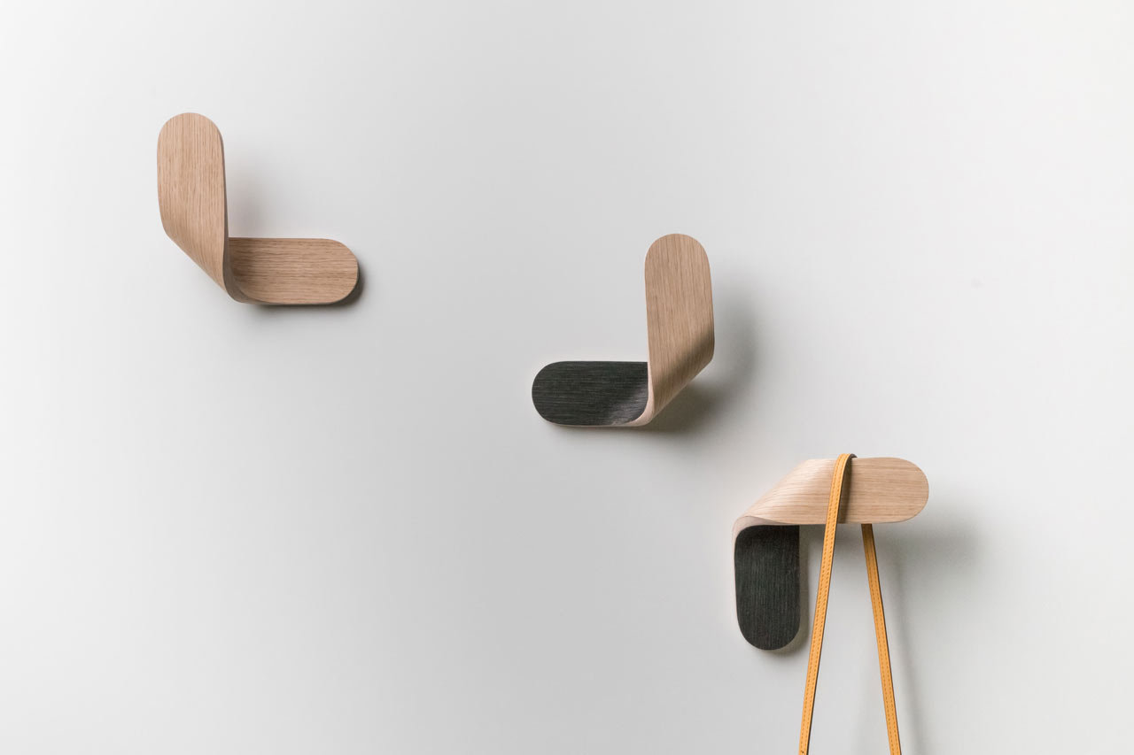 Nordic-Inspired 89 Wall Hangers by Eduardo Cámara and Patricia Ibáñez