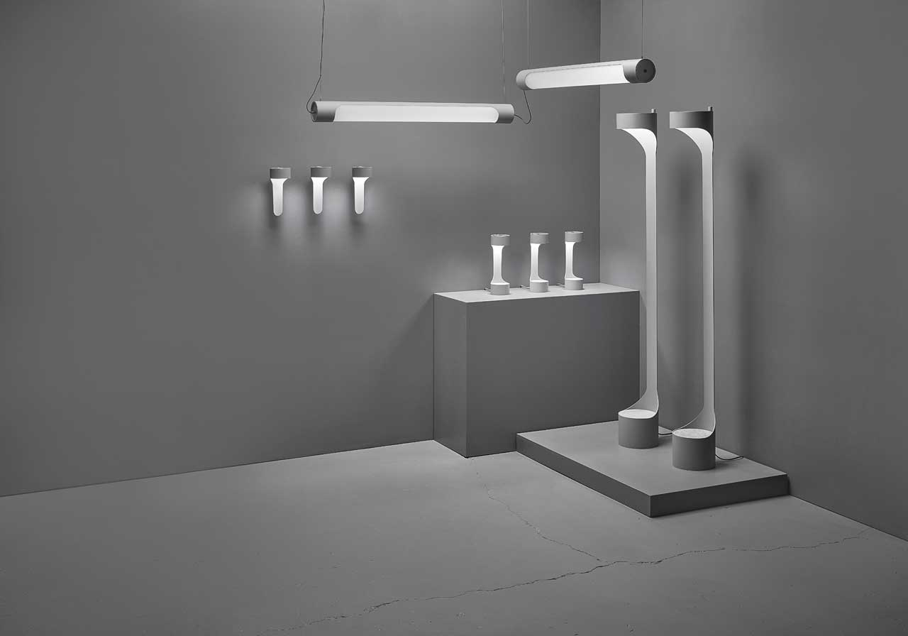 Castor Design Debuts Lighting In The Shade Of Middle Grey ...