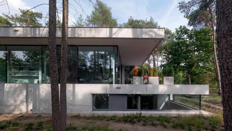 House Zeist By Bedaux De Brouwer Architects Design Milk