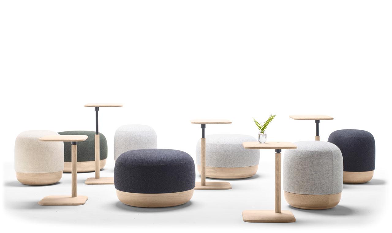 Alki's Egon Side Table Will Become Your Handy Sidekick