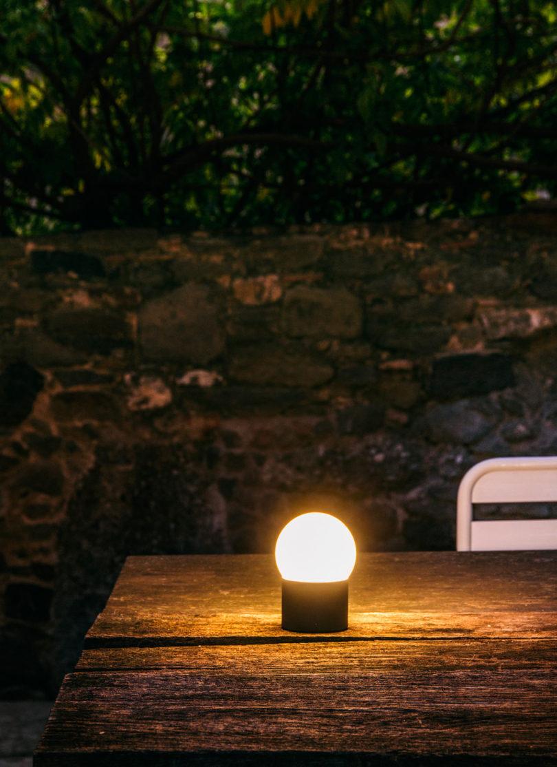 June Outdoor Lighting Collection By Emiliana Design Studio