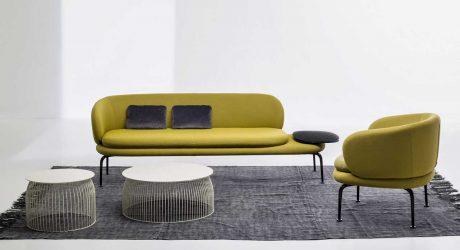 LaCividina Launches New Upholstered Seating at Milan Design Week