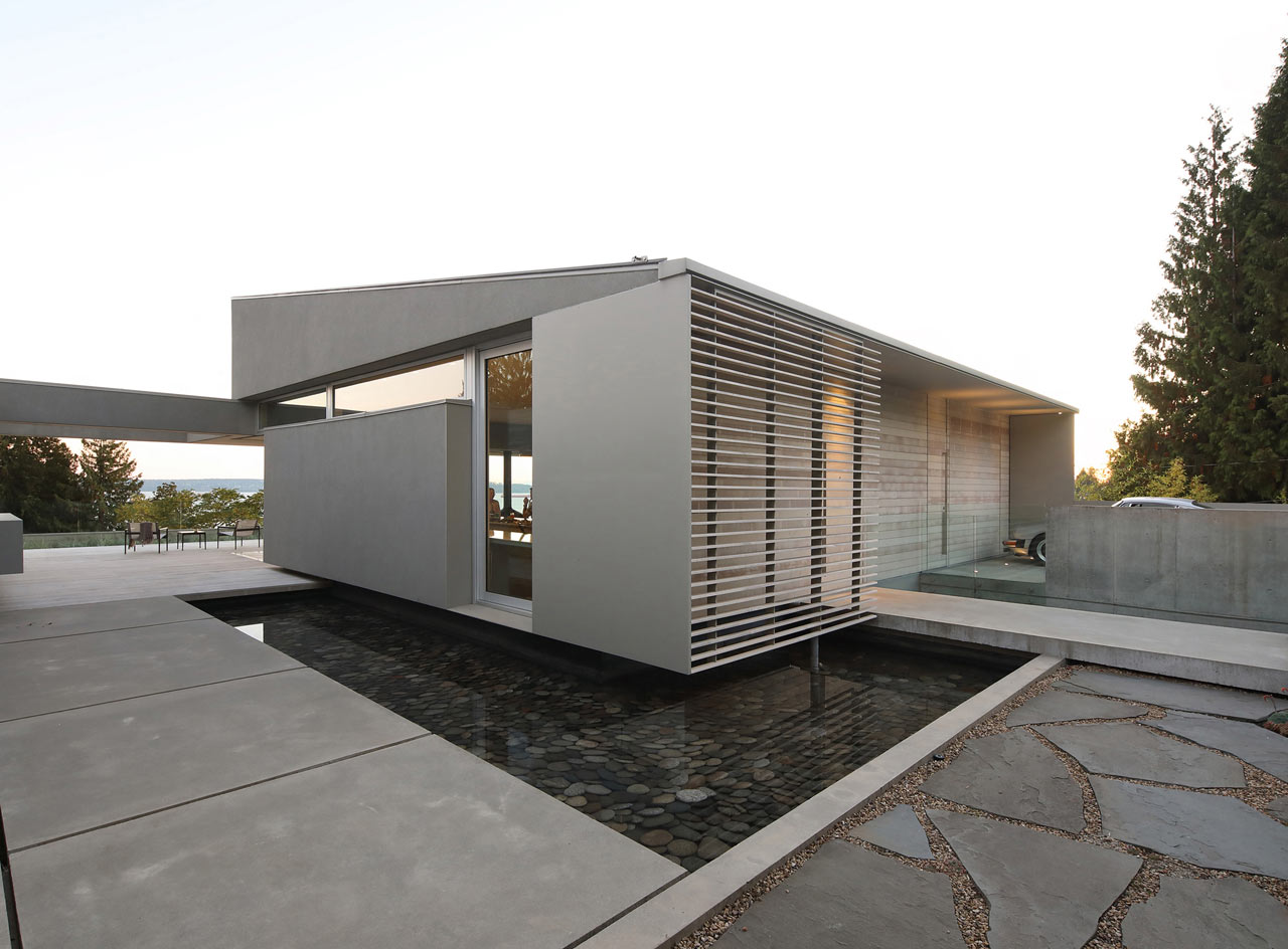The G'Day House Is Designed to Feel Like a Modern Beach House - Design Milk