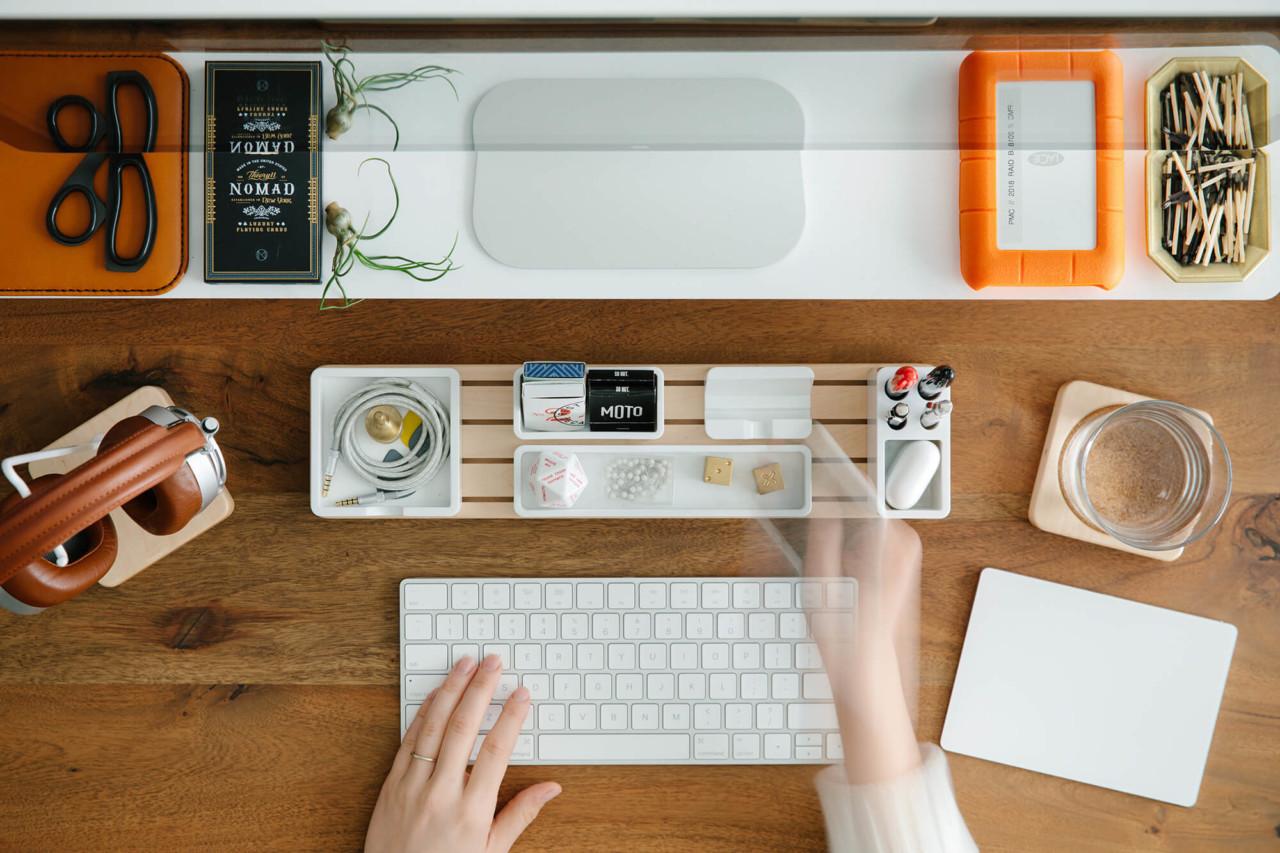 Gather Is a Designer's Dream Decluttering Solution