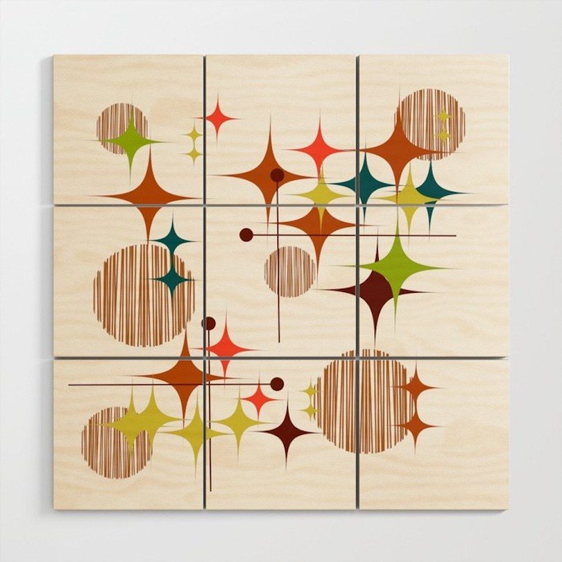 Gaining New Perspectives With Society6s Wood Wall Art Design Milk