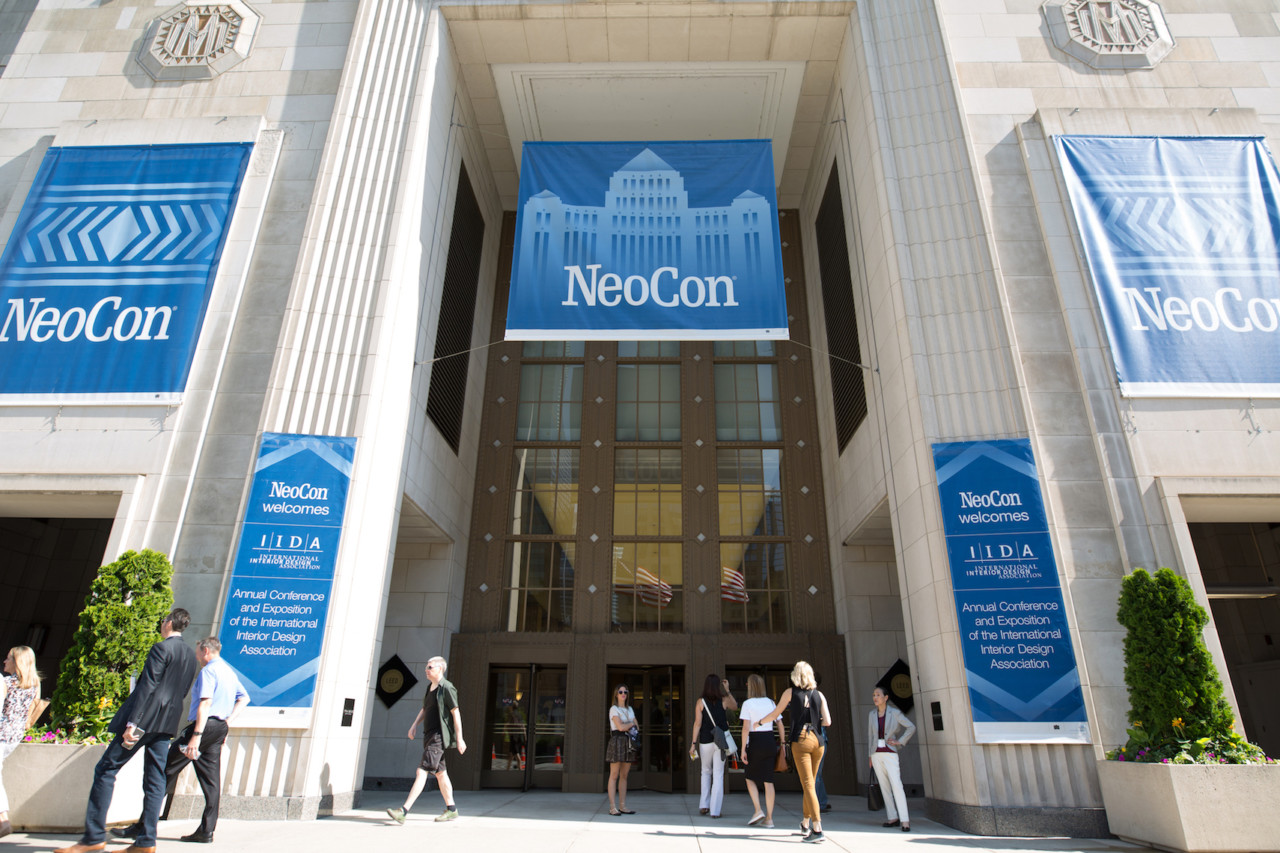 Celebrating 50 Years of Design With NeoCon