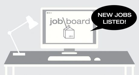 New Design Milk Job Board Listings from Gensler, Huntsman, fuseproject, + Ann Sacks