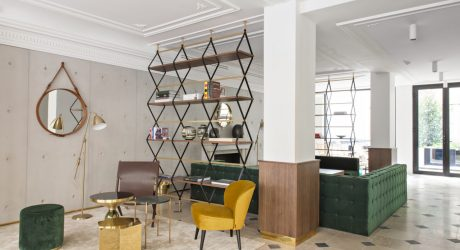 The Hôtel Parister: A Refined Boutique Hotel In The Middle Of Parisu0027 New  Creative