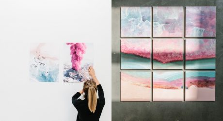 Fresh From The Dairy: Society6 Launches Posters + Wood Wall Art