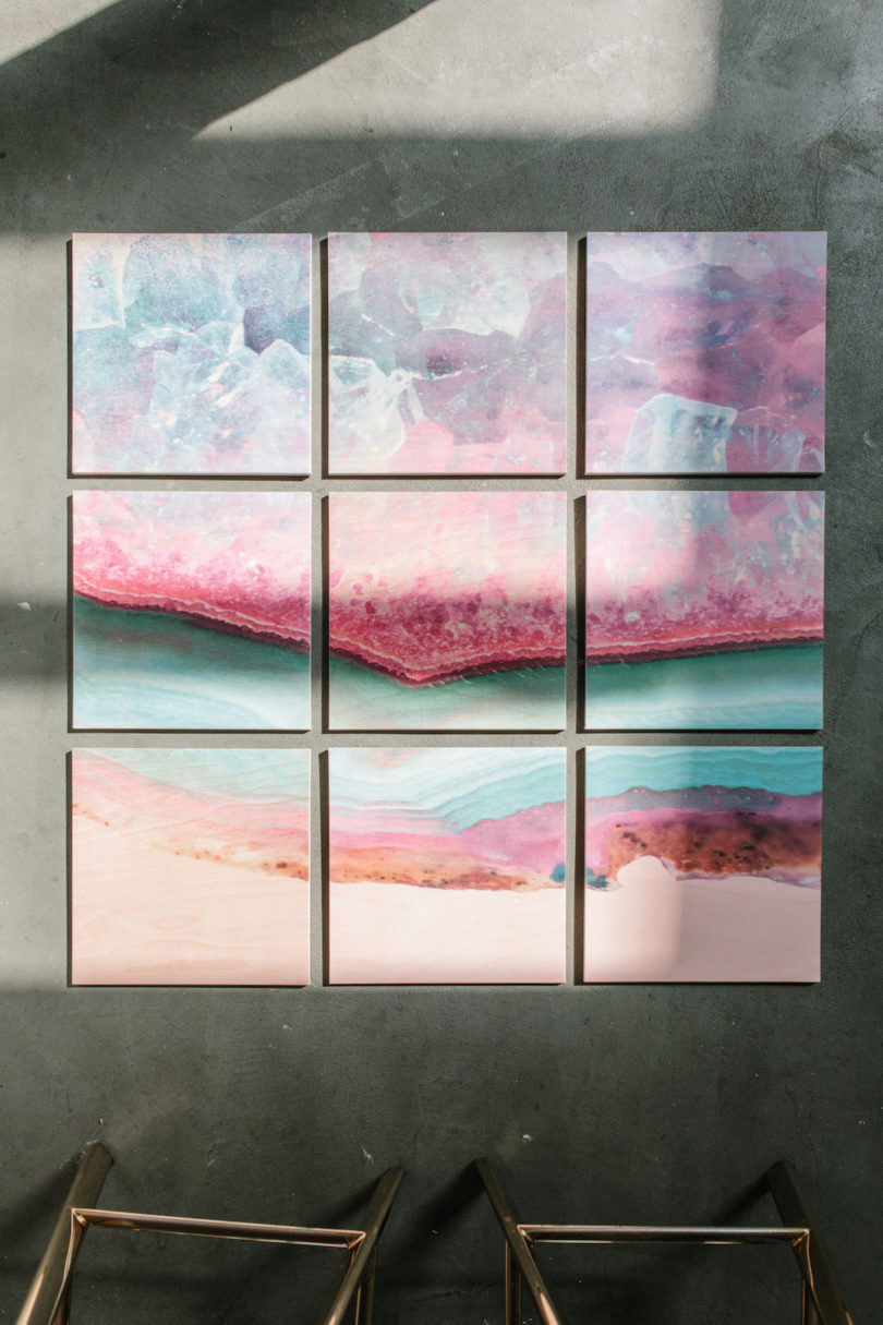 Fresh From The Dairy Society6 Launches Posters Wood Wall Art