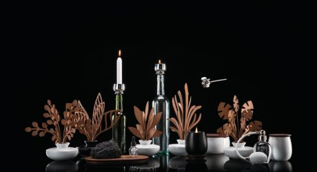 Marcel Wanders and Alessi Design Modern Vessels to Bring The Five Seasons into Your Home