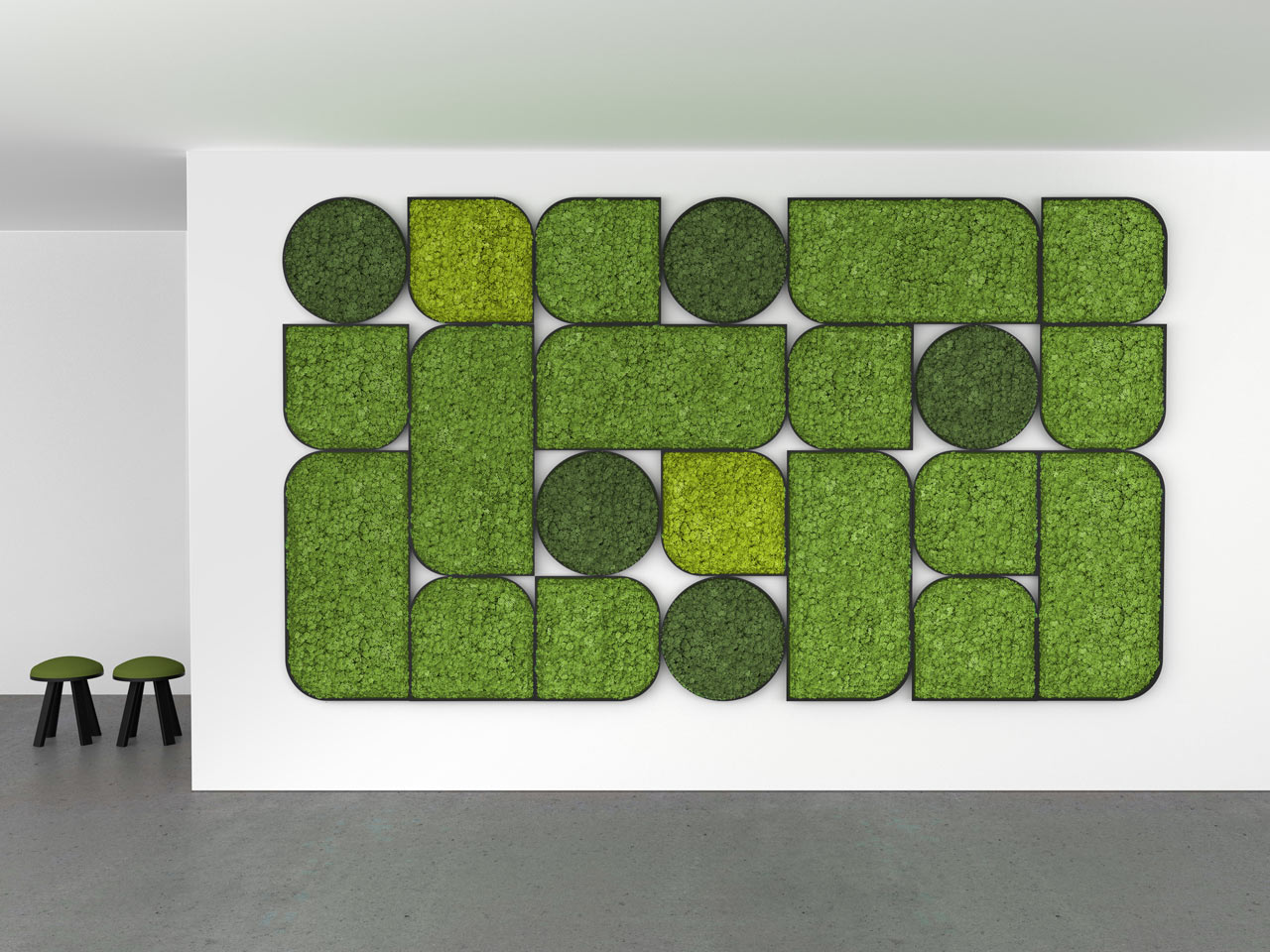 BuzziMood Brings Nature to Acoustical Wall Solutions