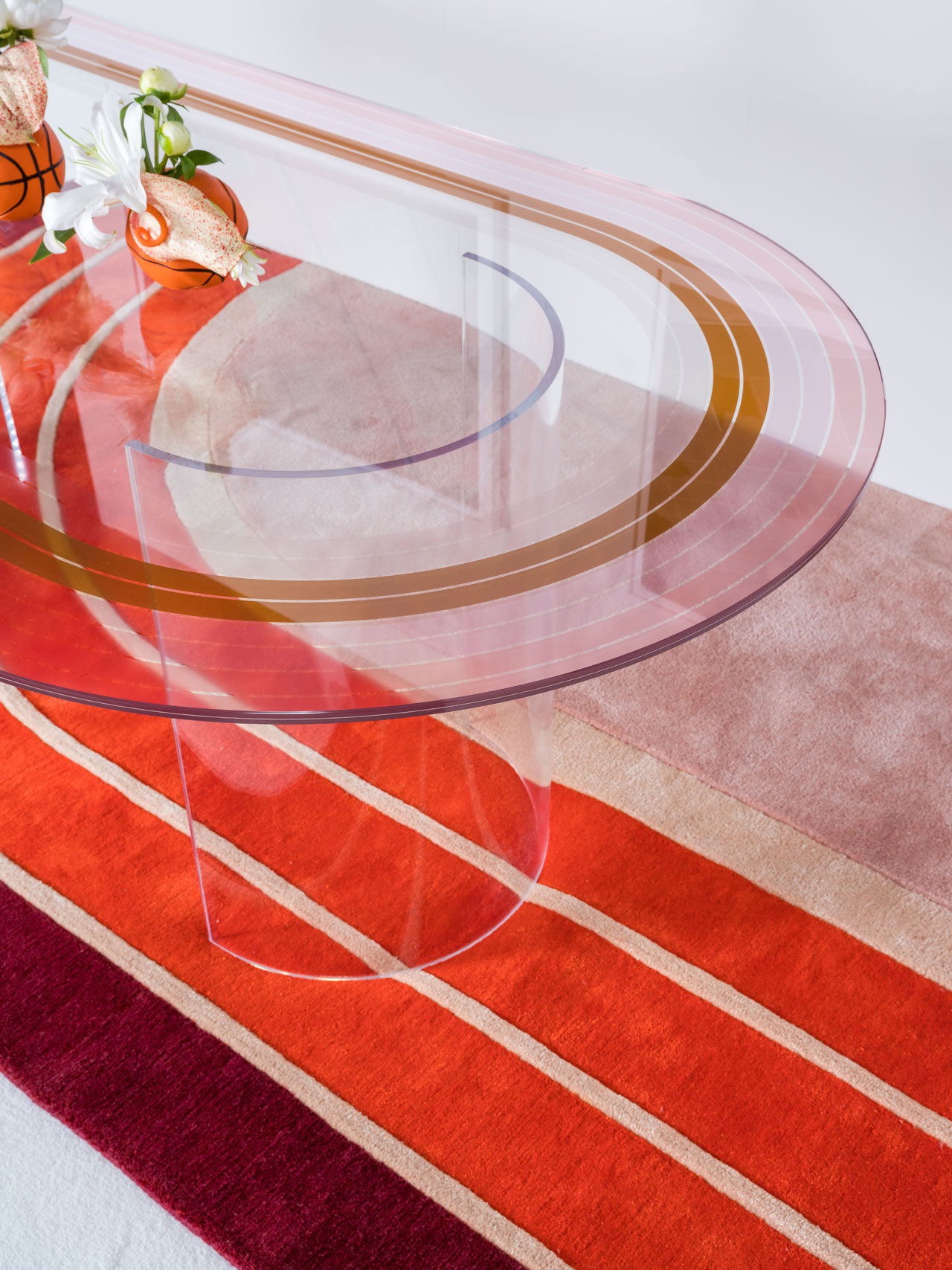 An Aesthetic Pursuit Launches Sports-Inspired Court Series