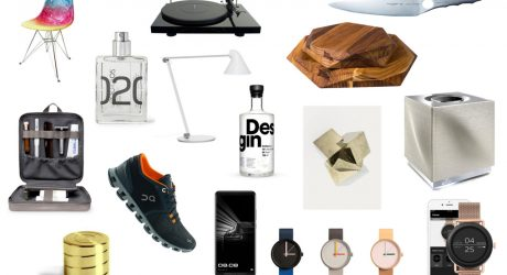 The Design Milk 2018 Father's Day Gift Guide