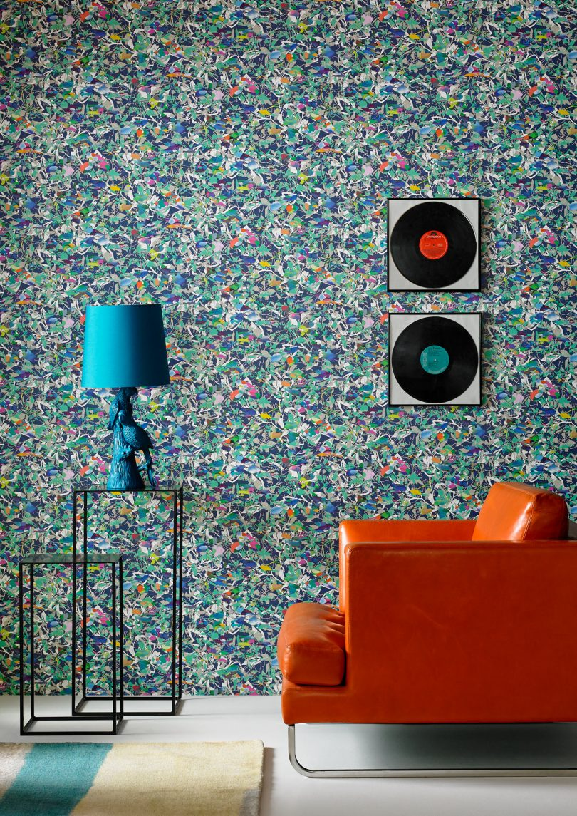 Graham & Brown Launches Wallpaper Collection with Brian Eno