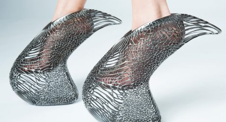 Ica & Kostika Launches with the 3D Printed Mycelium Shoe
