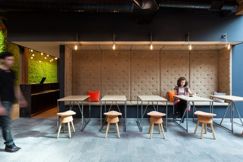 The Vancouver Office of Slack Technologies by Leckie Studio