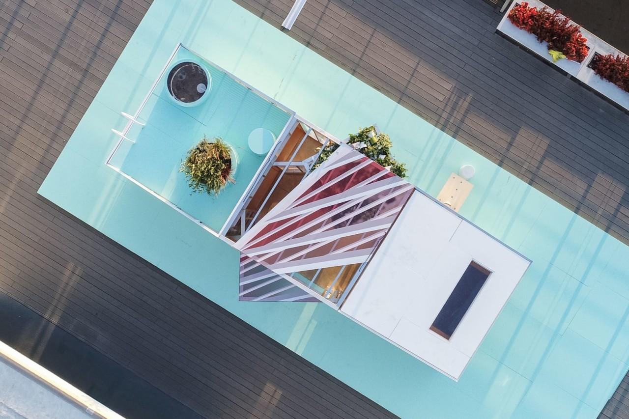 MINI Living and FreelandBuck Unveil the Urban Cabin Concept at the LA Design Festival