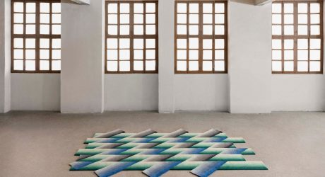 Patricia Urquiola Creates a Bold New Rug Collection for GAN