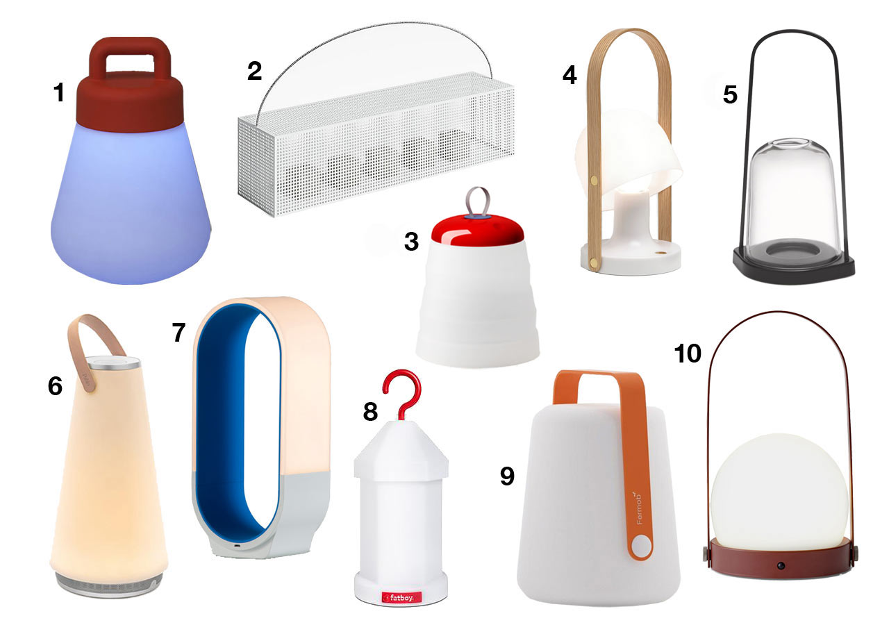 10 Modern Outdoor Lanterns That Will Light up Your Summer