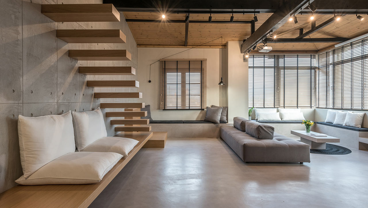 "backReturn to ""A Rural Apartment in Panorama, Greece by Normless Architecture Studio"""