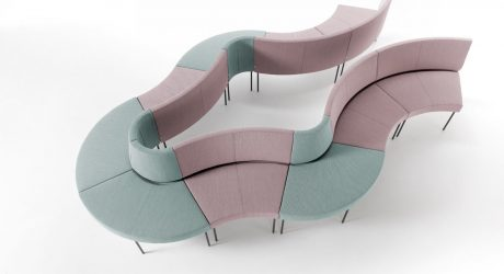 SITIA's Furniture Concept for Customizable Environments