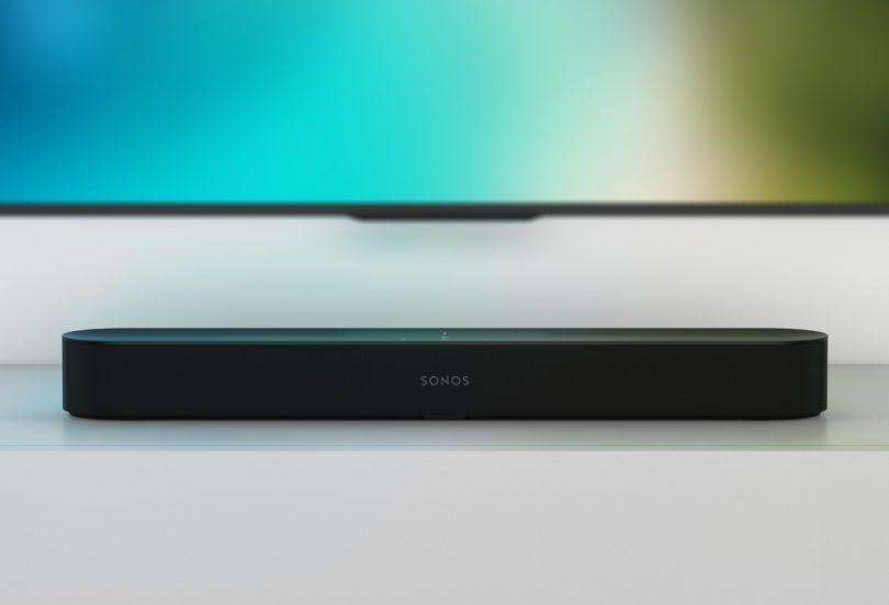 The Sonos Beam is a Smaller and Smarter Soundbar