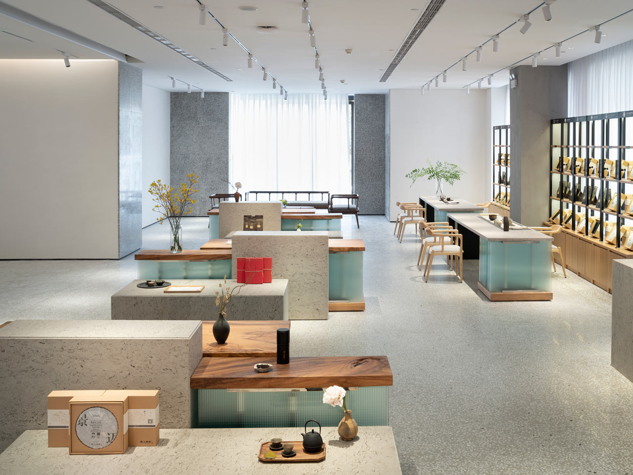 TEA MASTER: A Modern Teahouse in Hangzhou, China