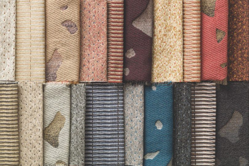 MATTER High Performing Textiles by Mae Engelgeer for Wolf-Gordon