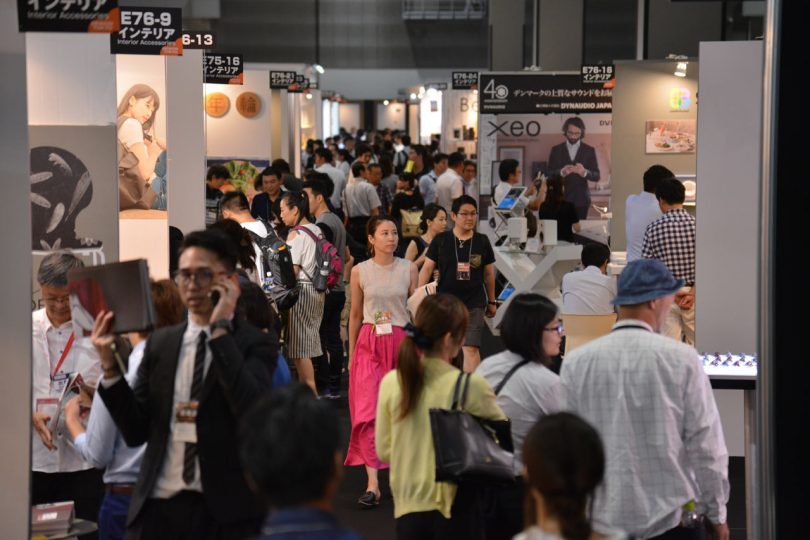 DESIGN TOKYO: A Lifestyle Expo for Design Lovers