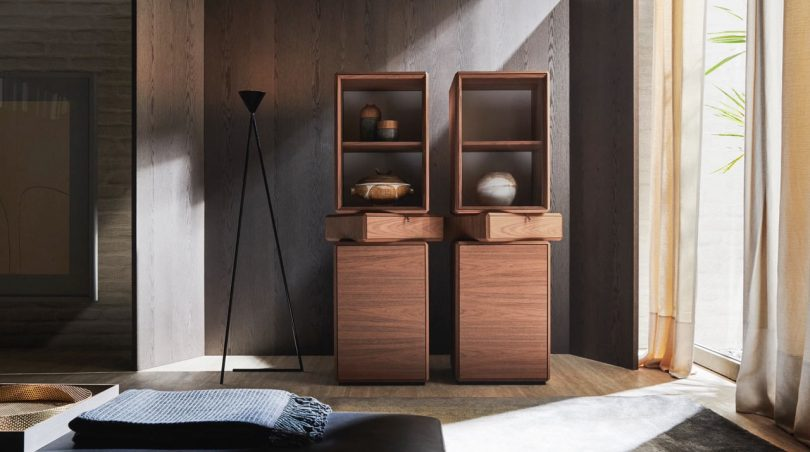 "A Delightful ""Twist"" on Storage by Ron Gilad for Molteni&C [VIDEO]"